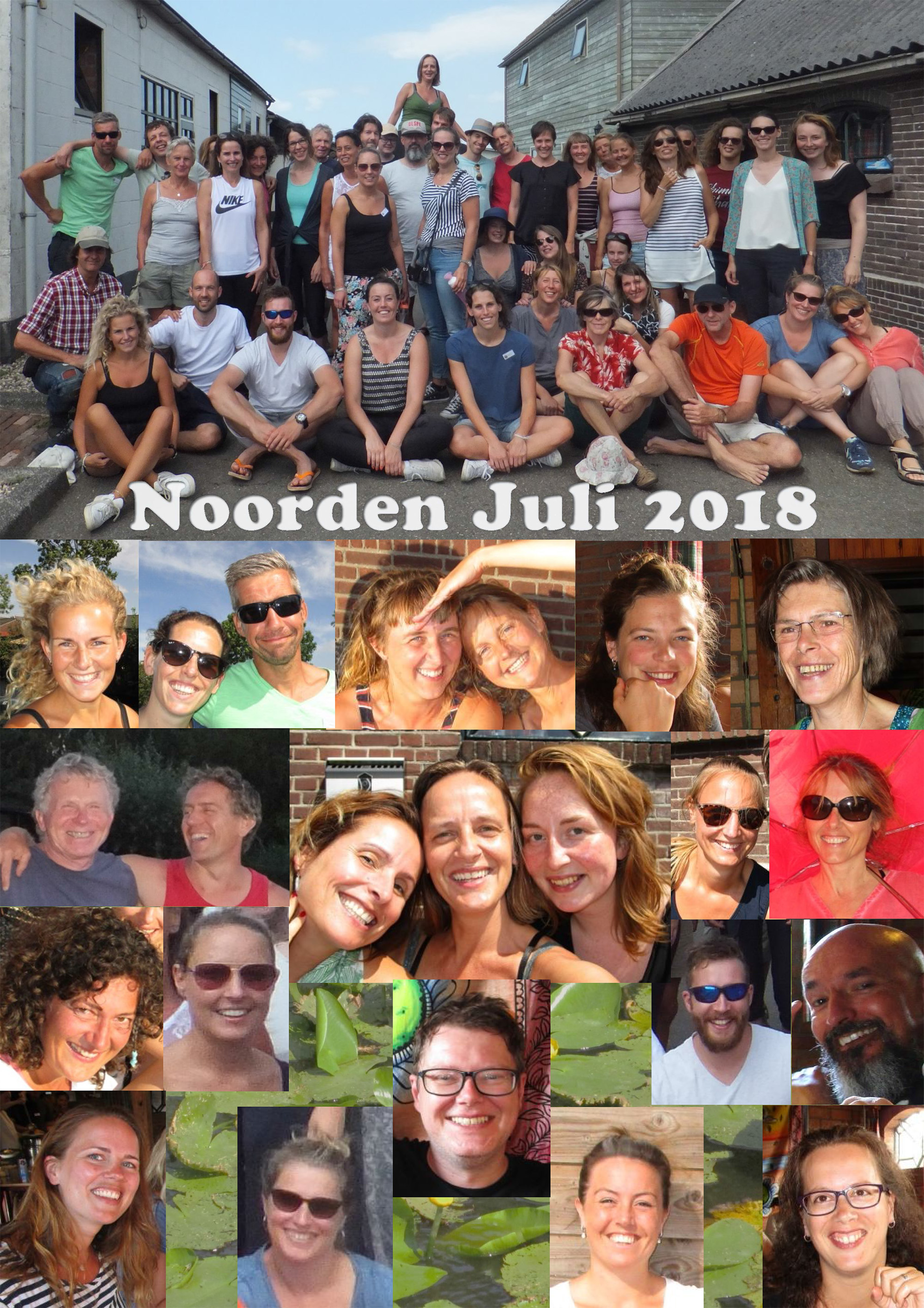 Meditatieworkshop juli 2018