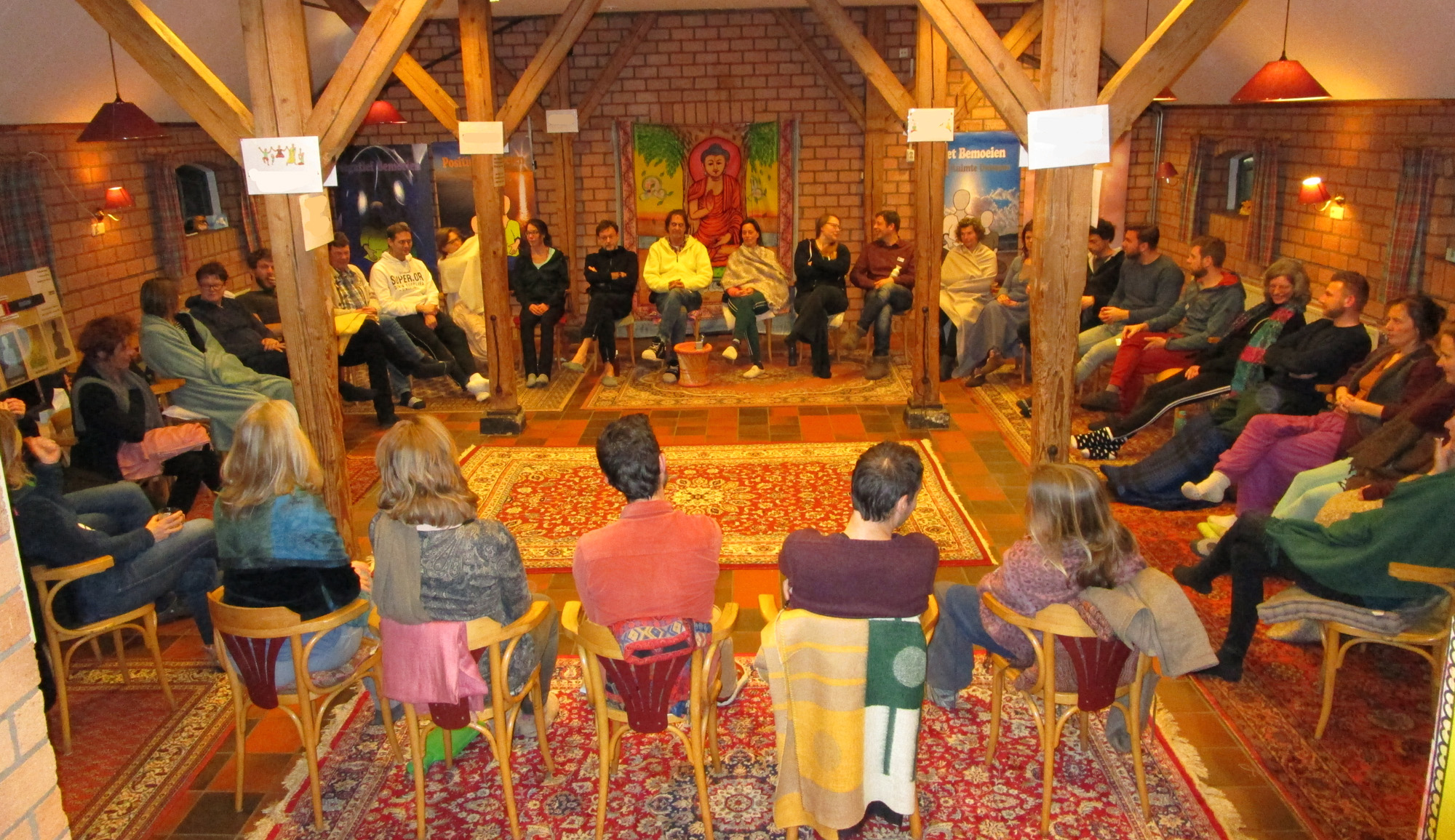 Opening meditatie workshop